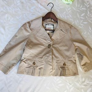 NWT Old Navy Cropped Jacket